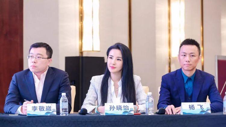 祝贺运动康复产业联盟成立,优复CEO孙晓怡获选为副理事长