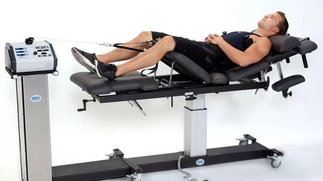 MECHANICAL TRACTION (CERVICAL/LUMBAR TRACTION) Shanghai