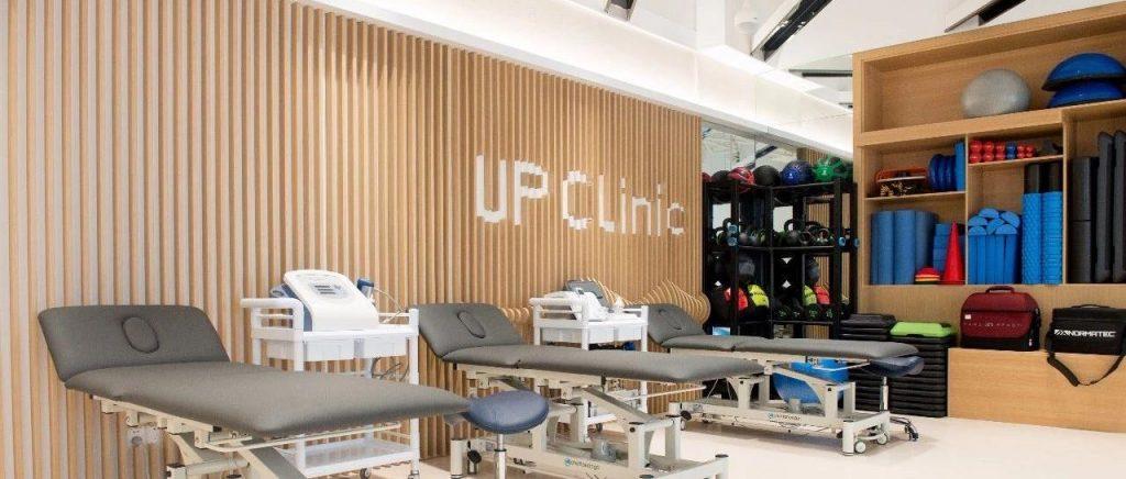 REHABILITATION MEDICINE Clinic