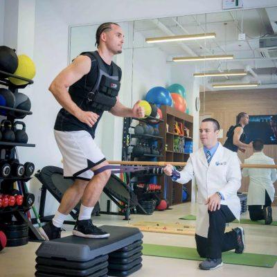 Sport Injury Up Clinic Shanghai