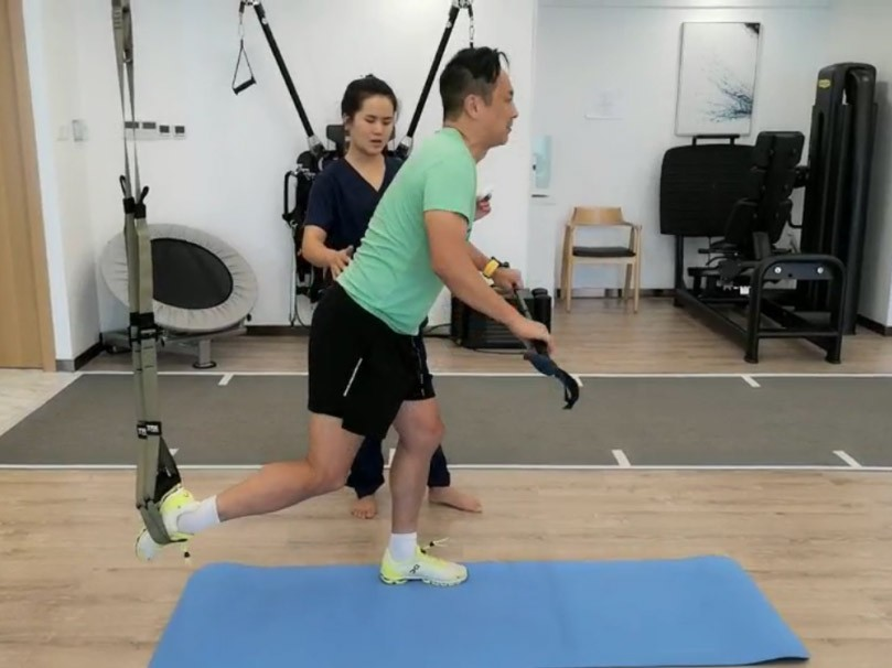 Joint Stability Exercise UP Clinic Shanghai