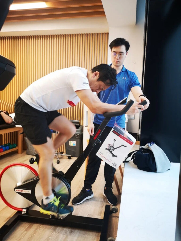 Specialized Cycling Training UP Clinic Shanghai 2
